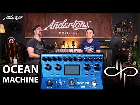 Mooer Ocean Machine - The Devin Townsend Dual Delay & Reverb Pedal