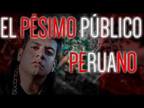 BOTELLAS Y FANATISMO - El público peruano - La opinión - Tess La