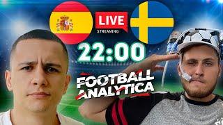 Испания Швеция Евро 2020 Прямая трансляция футбол