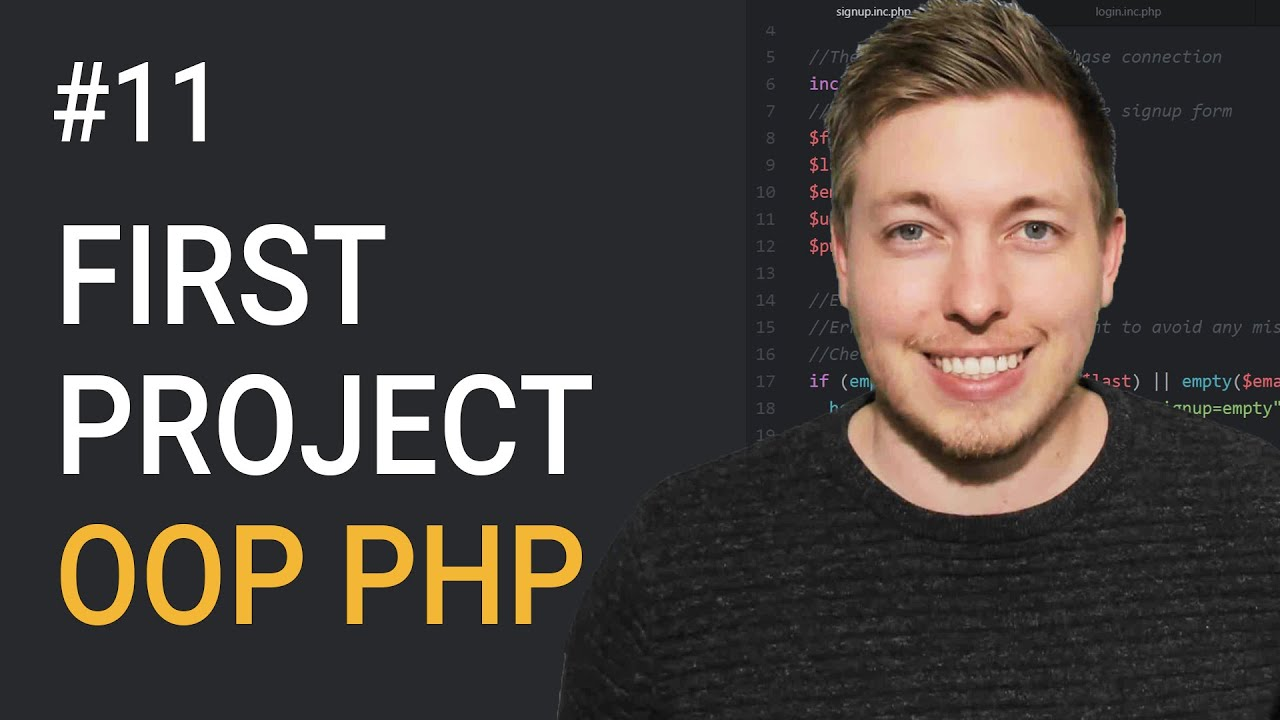 Our First Exercise Using OOP PHP | Object Oriented PHP Tutorial For Beginners | PHP Tutorial