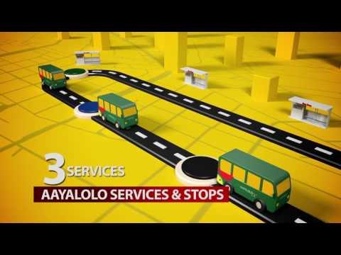 Aayalolo  Ghana BRT bus service