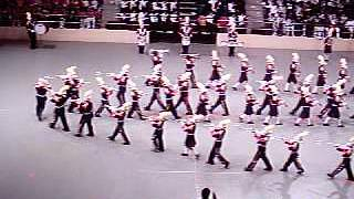 2005HKMBDCA香港步操樂團公開賽—棉紡會中學步操樂團