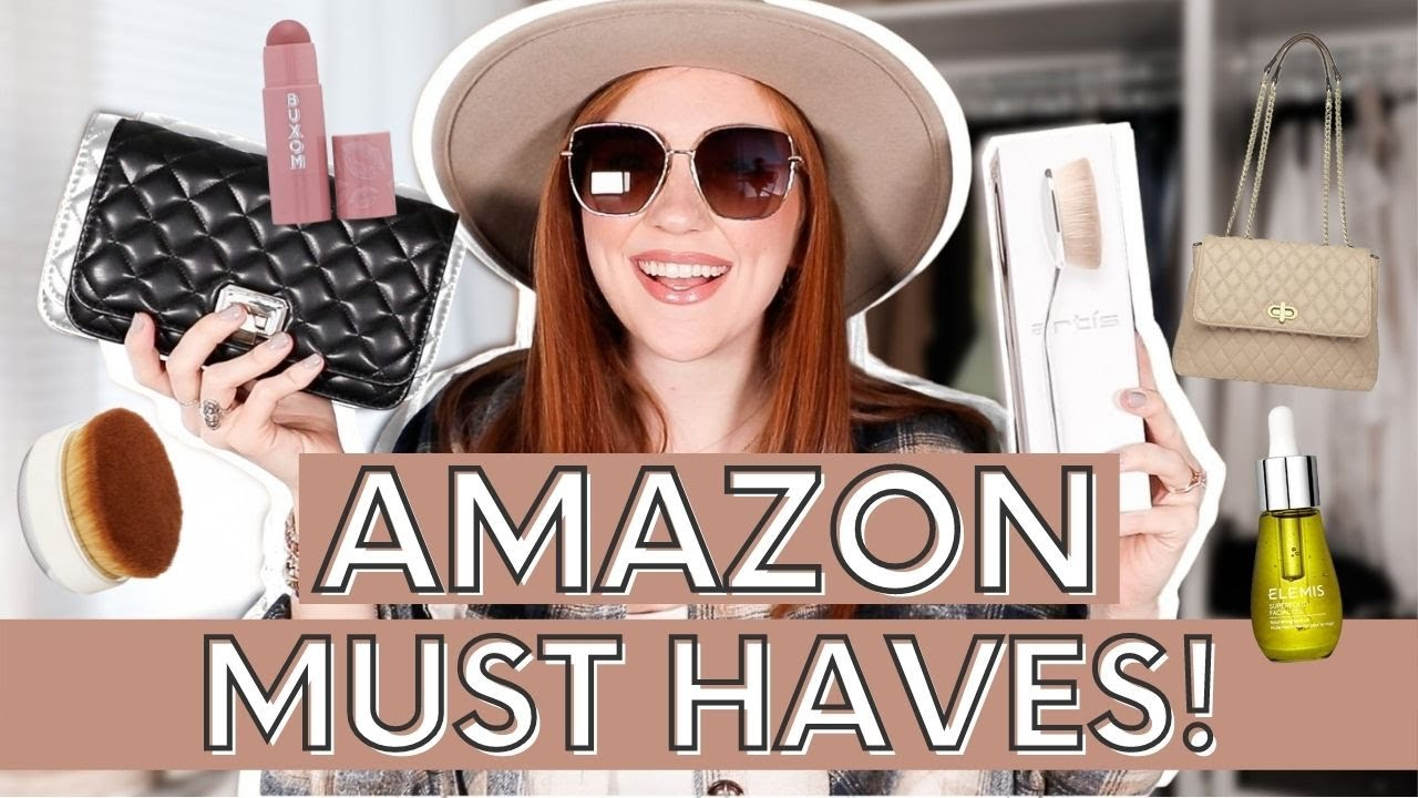 Download AMAZON MUST HAVES 2021 ! 15+ items - Beauty & Fashion Finds from Amazon! | Moriah Robinson