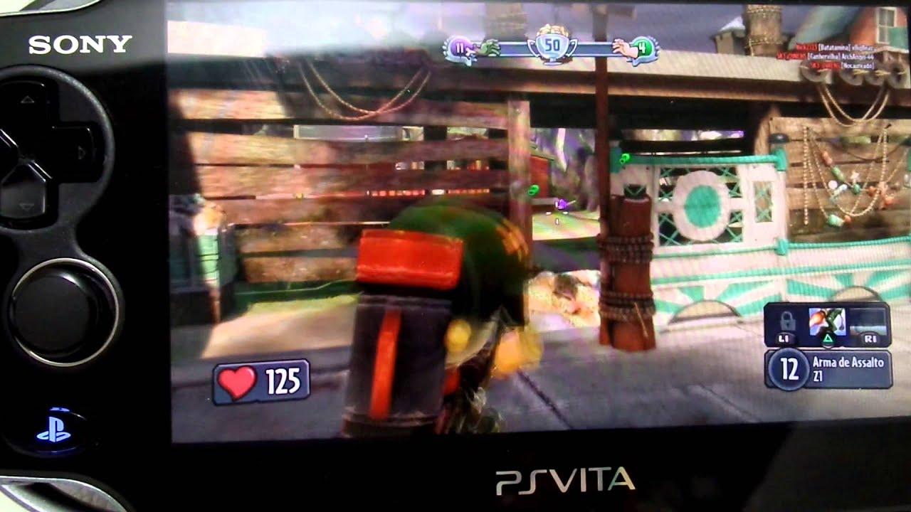 Ps Vita Cod Zombies: Plants Vs Zombies Garden Warfare Com Remote Play PS Vita