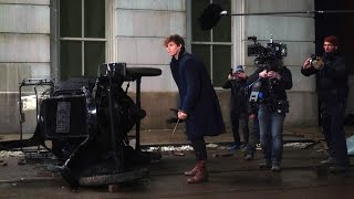 Fantastic Beasts and Where to Find Them Behind the Scenes