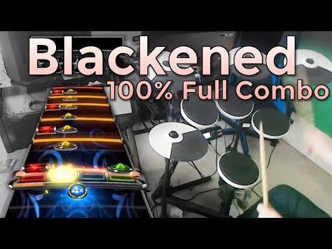 Metallica - Blackened 100% FC (Expert Pro Drums RB4)