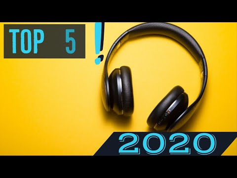 Best Noise Cancelling Wireless Earbuds 2020.Top 5 Best Noise Cancelling Headphones In 2020 Youtube