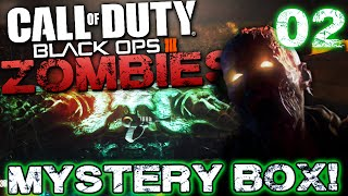 BLACK OPS 3 ZOMBIES MYSTERY BOX *Finding it* | COD Black Ops 3 Zombies Shadows of Evil Walkthrough