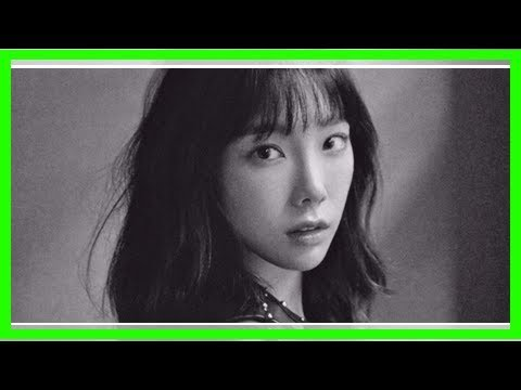 Victim of taeyeon's car accident complains about the idol getting special treatment because of her