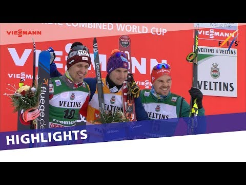 Crucial win for Jan Schmid in Val di Fiemme | Highlights