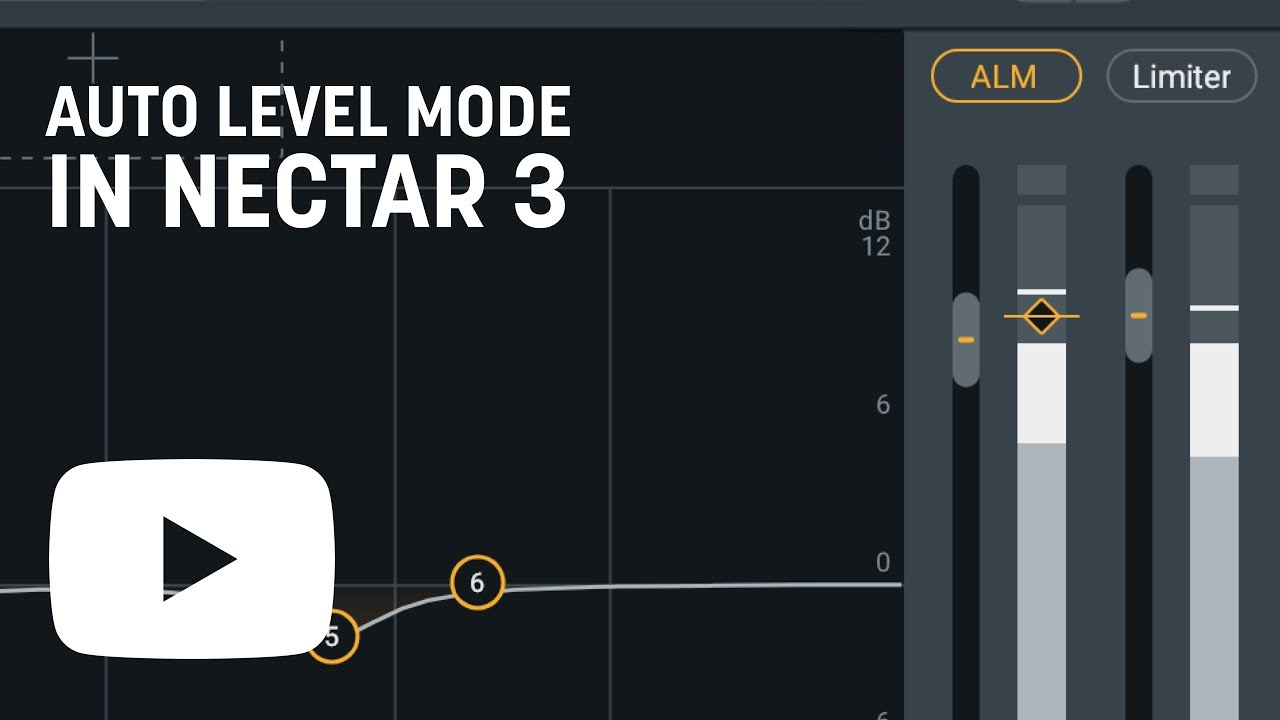 Automatically Set Vocal Levels with Nectar 3