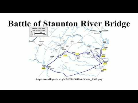 Battle of Staunton River Bridge