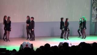 Ирландский танец Ульяновск (кейли)