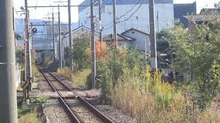 踏切動作反応灯 水間鉄道④