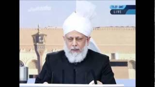 Jalsa Salana Qadian 2011 Concluding Address by Hadrat Mirza Masroor Ahmad(aba) - Urdu