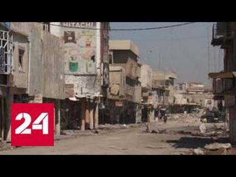 Виктор Мураховский о действиях коалиции в Мосуле и Ракке