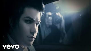 Repeat youtube video Adam Lambert - Whataya Want from Me