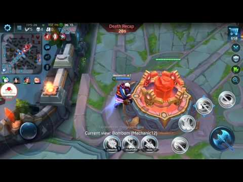 Heroes evolved / mikio / gameplay