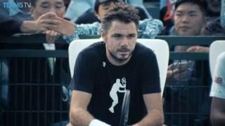 2016 Shanghai Rolex Masters: Wednesday Highlights ft. Murray, Nadal & Wawrinka
