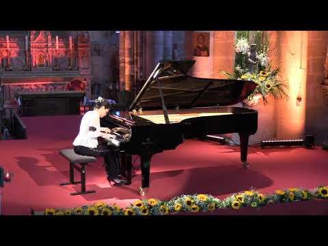 Ana Kipiani - Brahms Sonate n.2 - Auvers sur Oise