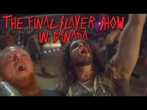 Metalheads React To Final Slayer Show