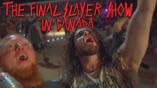 Metalheads React To Final Slayer Show