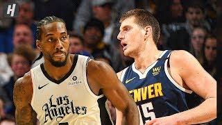 Los Angeles Clippers vs Denver Nuggets - Full Highlights | January 12, 2020 | 2019-20 NBA Season