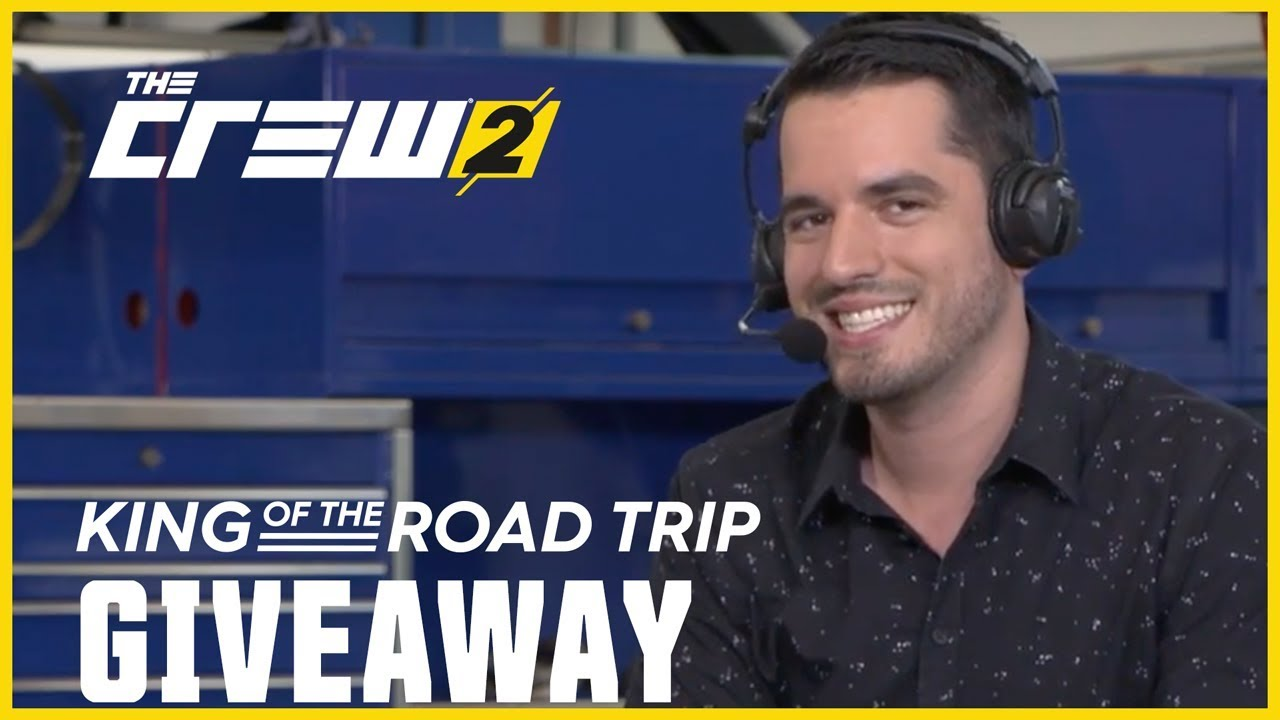 The Crew 2: LIVESTREAM - King of the Road Trip - Harley-Davidson Giveaway | Ubisoft [NA]