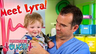 Meet Dr. Chris's Baby Daughter!    Full Episodes   Operation Ouch