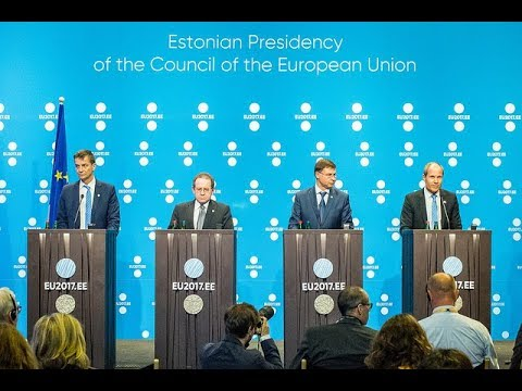 Informal meeting of economic and financial affairs ministers (ECOFIN) – Press conference