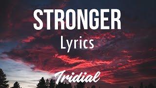 Prismo - Stronger (Lyrics)