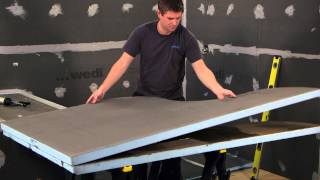 wedi | USA How to build a wedi Fundo Primo custom shower