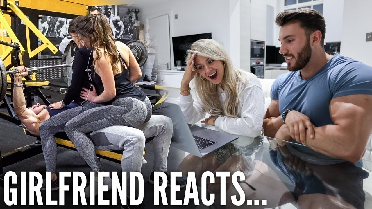 SHE COULDN'T BELIEVE WHAT I DID WITH GIRLS   GIRLFRIEND REACTS...