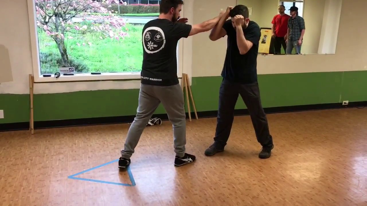 JKD Trapping Set 1 Ficial Curriculum