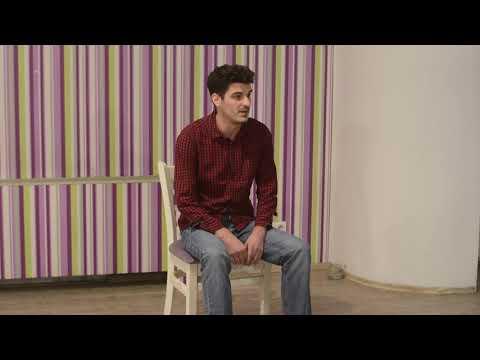 "#adrianlepadatu #actor #acting Monolog""Don Juan Sau Dragostea Pentru Geometrie""- Max Frisch"