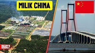 Inilah 5 Konstruksi China Yg Terus Menggenjot Investasi Mereka Di Indonesia