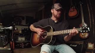 Luke Combs, Lovin On You Cover