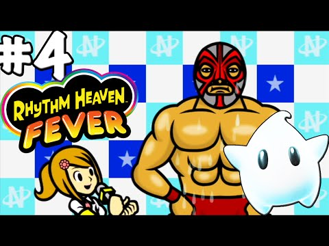 Is That True? ~ Rhythm Heaven Fever Ep. 4 (60FPS HD)