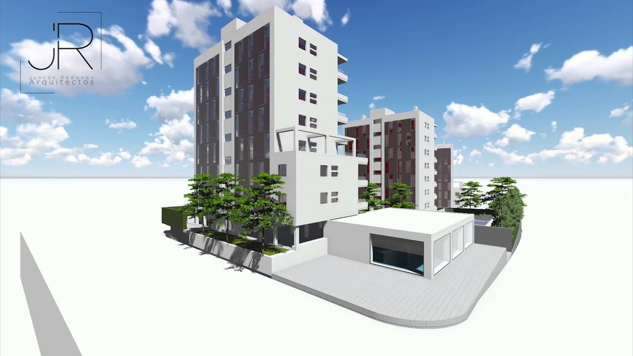 42 viviendas tres cantos vppl exterior youtube - Viviendas tres cantos ...