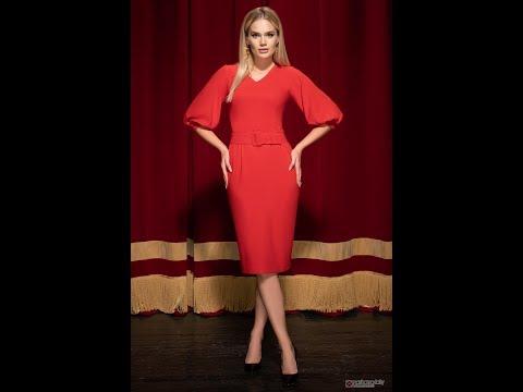 Платье: фирмы ЮРС. Номер модели: 19-209 -3