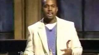 Bitter Sweet - Kanye West - Def Poetry
