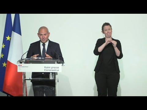 Coronavirus: 7.148 cas graves en réanimation en France (Salomon)   AFP Extrait