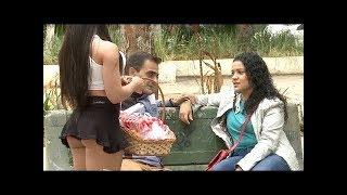 Beauty girls vagina - RedeTv new prank video