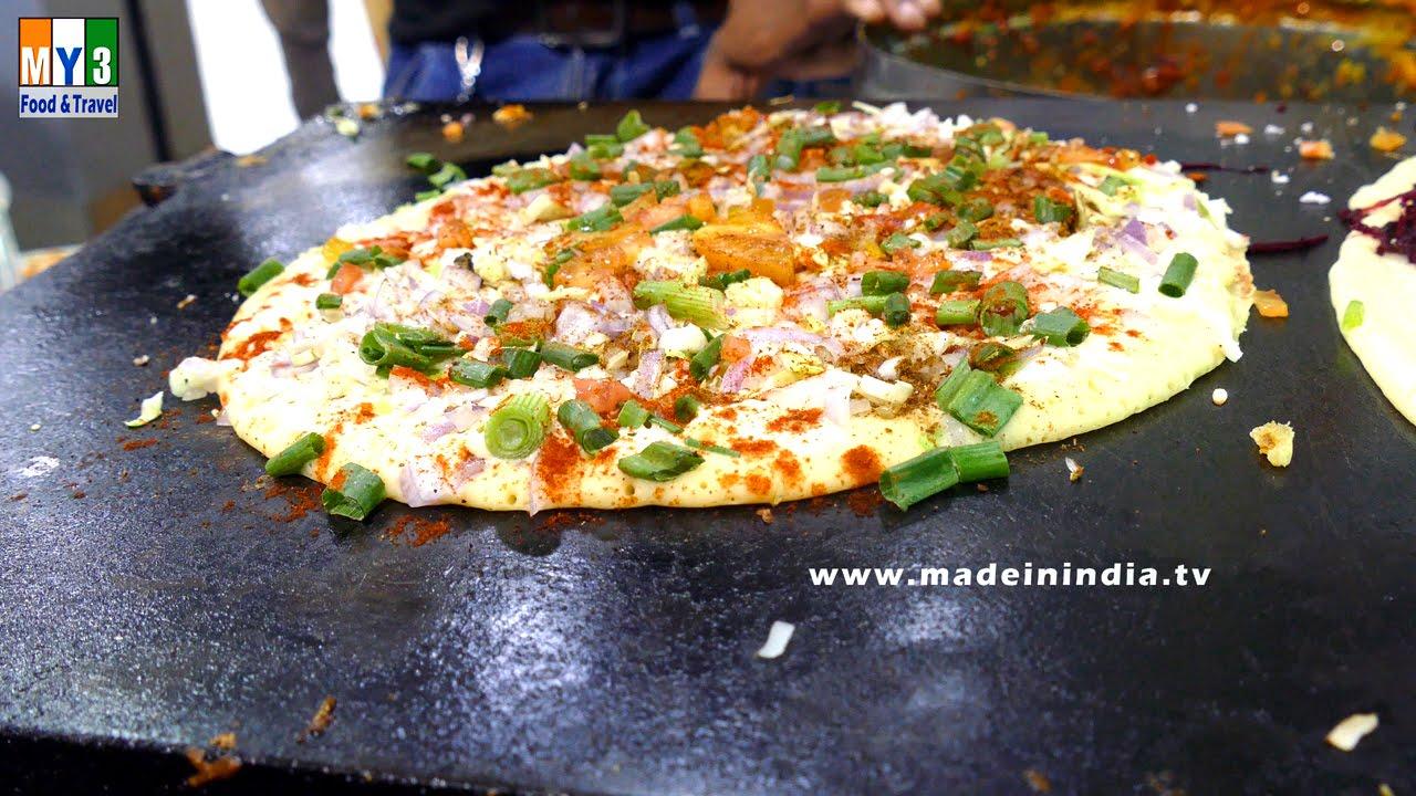 Onion uttapam how to make uttapam south indian onion uttapam how to make uttapam south indian food street food youtube forumfinder Images