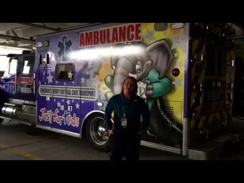 Critical Care Transport at Children's Mercy Hospital