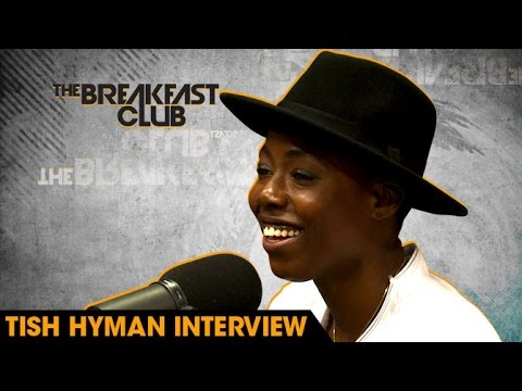 Tish Hyman Interview With The Breakfast Club (8-2-16)