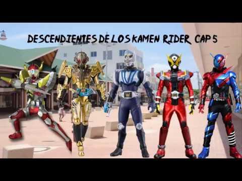 Descendientes De Los Kamen Rider | Cap 5