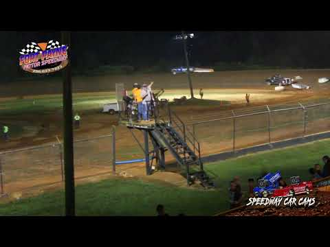 Waterless Boat Race - 8-11-18 Fort Payne Motor Speedway