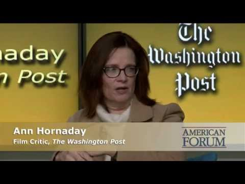 American Forum at the Movies with Washington Post's Ann Hornaday