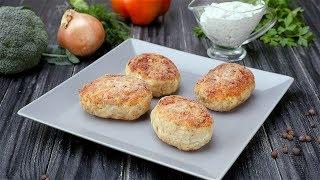 Куриные зразы с авокадо - Рецепты от Со Вкусом